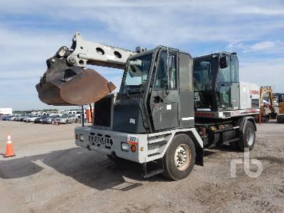 2010 GRADALL XL3100 Mobile Excavator