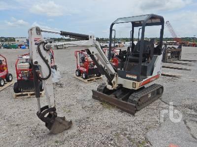 2008 BOBCAT 323J Mini Excavator (1 - 4.9 Tons)