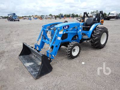 2020 LS MTRON XG3135H 4WD Utility Tractor