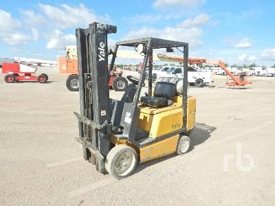YALE GLC060 5600 Lb Forklift