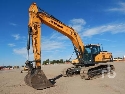 2019 HYUNDAI HX330L Hydraulic Excavator