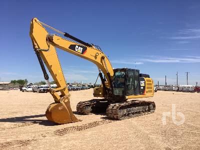 2019 CATERPILLAR 326FL Hydraulic Excavator