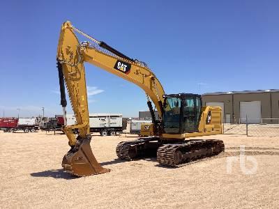 2019 CATERPILLAR 320 Hydraulic Excavator