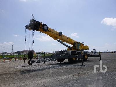 2011 GROVE RT9150E 150 Ton 4x4x4 Rough Terrain Crane