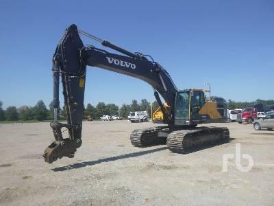 2015 VOLVO EC480EL Hydraulic Excavator