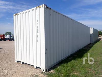 2020 40 Ft High Cube Container