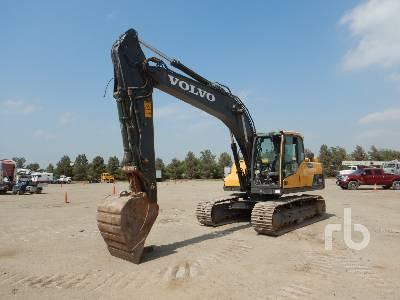 2013 VOLVO EC160DL Hydraulic Excavator