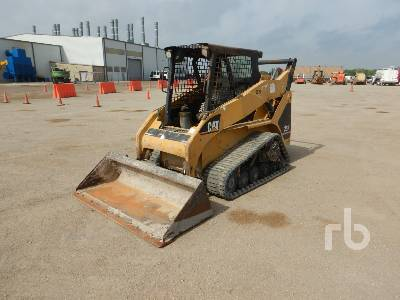 2002 CATERPILLAR 257 Compact Track Loader