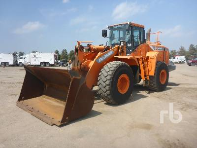 2016 DOOSAN DL450-5 Wheel Loader