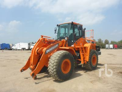 2017 DOOSAN DL300-5 Wheel Loader