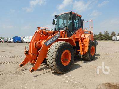2016 DOOSAN DL300-5 Wheel Loader
