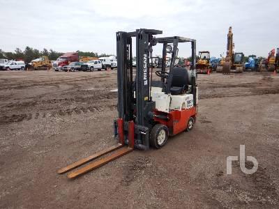 2012 NISSAN Optimum 30 Forklift
