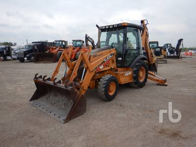 2006 CASE 580SM 4x4 Loader Backhoe