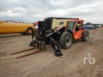 2016 JLG 1055 10000 Lb 4x4x4 Telescopic Forklift