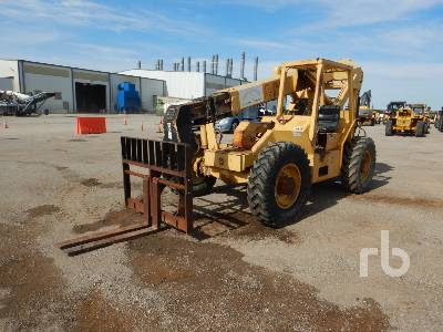 HYSTER Z90C 4x4x4 Telescopic Forklift