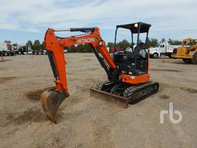 2018 HITACHI ZX26U-5N Mini Excavator (1 - 4.9 Tons)
