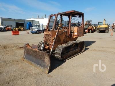 1985 CASE 450C Crawler Tractor