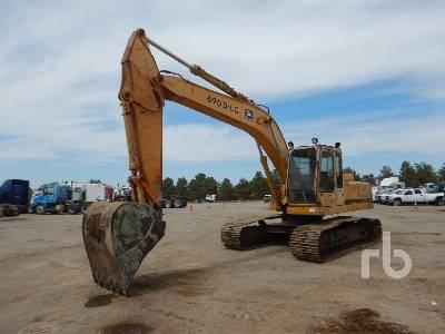 JOHN DEERE 690D Hydraulic Excavator