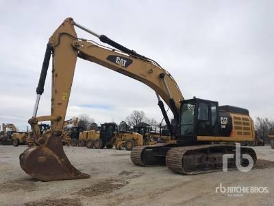 2013 CATERPILLAR 349E Hydraulic Excavator