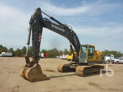 2012 VOLVO EC330B LC Hydraulic Excavator