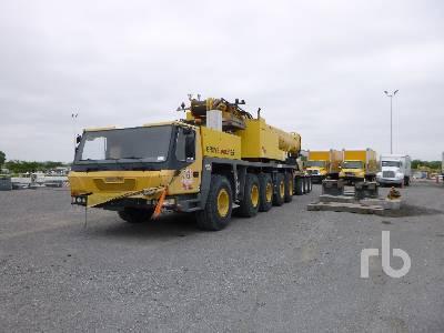 2007 GROVE GMK5165 165 Ton 10x8x10 All Terrain Crane