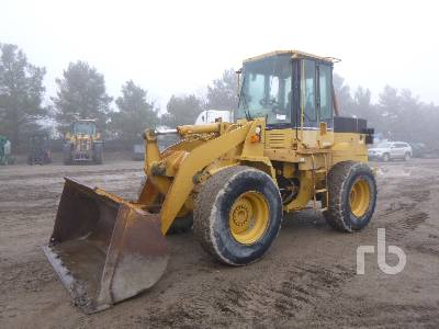 1996 CATERPILLAR 924F Wheel Loader