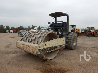 INGERSOLL-RAND SD100DTF Vibratory Padfoot Compactor