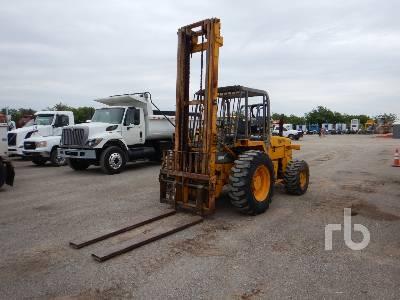 JCB 930 4x4 Rough Terrain Forklift