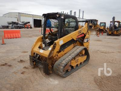 2014 CATERPILLAR 259D Compact Track Loader
