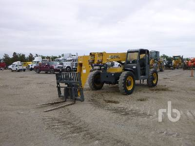 2008 GEHL RS842 8000 Lb 4x4x4 Telescopic Forklift