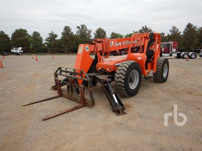 2011 JLG 10054 10000 Lb 4x4x4 Telescopic Forklift