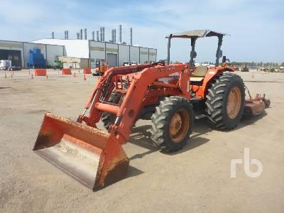 KUBOTA M9000 MFWD Tractor