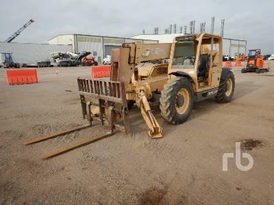 2007 GEHL DL8H 8000 Lb 4x4x4 Telescopic Forklift