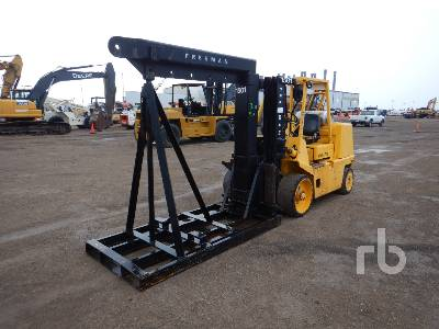 HYSTER S155XL 15000 Lb Forklift