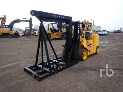 HYSTER S155XL 15000 Lb Forklift