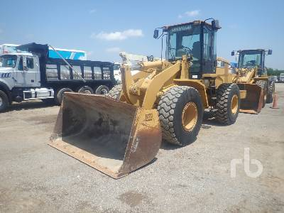 2007 CATERPILLAR 938G Series II Wheel Loader
