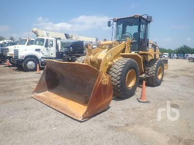 2008 CATERPILLAR 938G Series II Wheel Loader