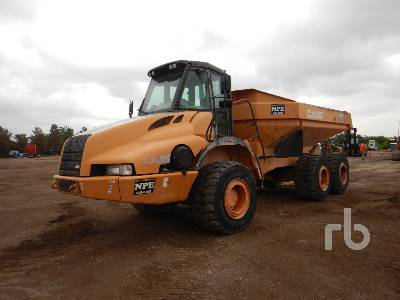 CASE 330 6x6 Articulated Dump Truck