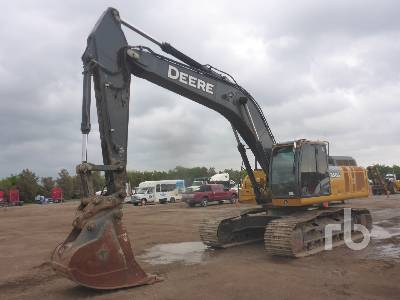 2018 JOHN DEERE 350G LC Hydraulic Excavator