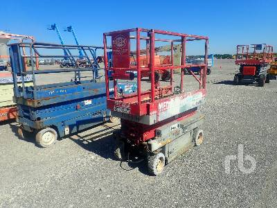 1997 MEC 1632 Electric Scissorlift