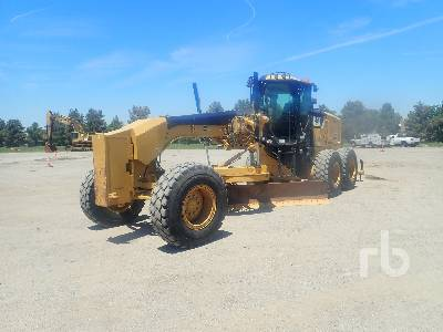 2014 CATERPILLAR 140M2 VHP Plus Motor Grader