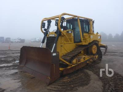 2012 CATERPILLAR D6T XL Crawler Tractor