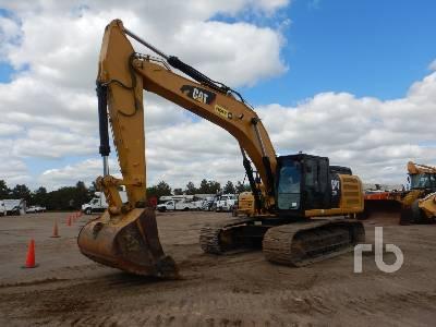 2016 CATERPILLAR 336F Hydraulic Excavator