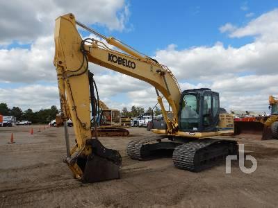 2012 KOBELCO SK210LC-9 Hydraulic Excavator
