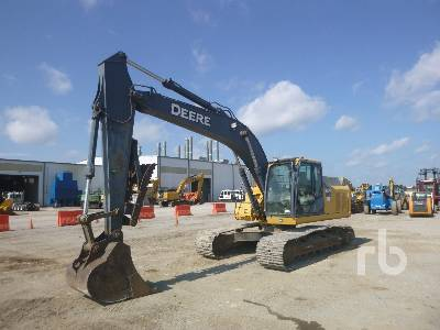 2012 JOHN DEERE 210G LC Hydraulic Excavator