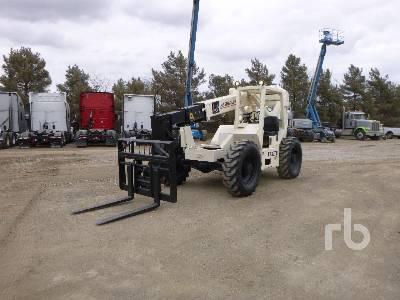 1996 INGERSOLL-RAND VR90B 9000 Lb 4x4 Telescopic Forklift