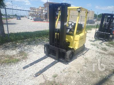 HYSTER H50FT 5000 Lb Forklift