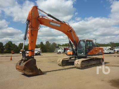 2017 DOOSAN DX350LC-5 Hydraulic Excavator