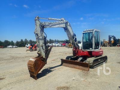 2006 TAKEUCHI TB180FRC Mini Excavator (1 - 4.9 Tons)