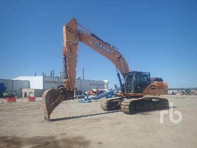 2014 CASE CX470C Hydraulic Excavator